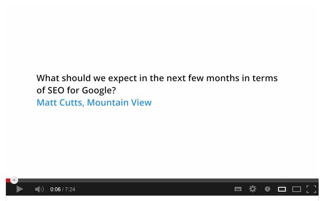 De nabije toekomst van SEO (volgens Google)