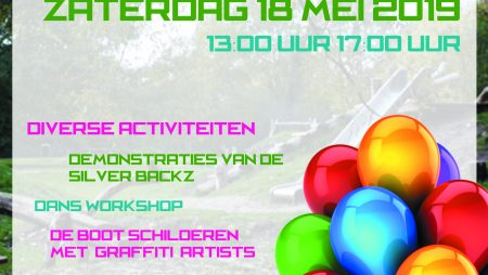 Flyer Waterspeeltuin Opening